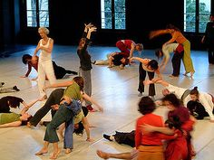 Contact improvisation (CI) is a dance technique in which points of physical contact provide the starting point for exploration through movement improvisation.
