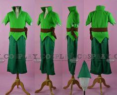 Peter Pan Costume idea
