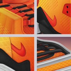 Sneakercube x Nike - Air Max Sunset Pack by Pawel Nolbert, via Behance