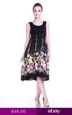 08f6e88011e Hawaiian Luau Sundress Beach Dress Cruise Plus Size Tank Elastic Black  Rafelsia Beach Dresses