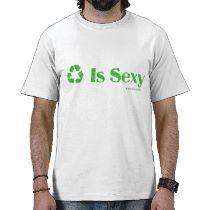 El reciclaje es atractivo camiseta por kamranistan