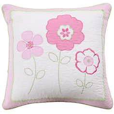 Greta Pastel Girl Floral Pattern Stuffed Plush Toy Pillow *** Check this awesome product by going to the link at the image. (This is an affiliate link) #KidsFurnitureDcorStorage