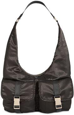 6b1557dc5718 Steve Madden Cole Satin Large Hobo. Pure Infatuation LLC · Handbag Haven