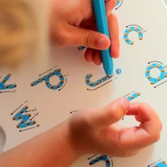Magnetic pen from Kid-o magnatab letters game