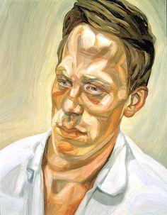 Lucian Freud, A Painter