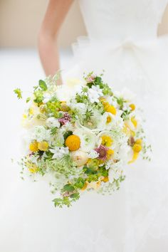 #Bouquet | #Yellow | #ArtDeco Inspired Wedding on Style Me Pretty -- Want to see what a pretty Art Deco wedding looks like? Take a peek here: http://www.stylemepretty.com/virginia-weddings/charlottesville/2013/11/27/art-deco-inspired-charlottesville-wedding-from-morgan-trinker/ http://www.stylemepretty.com/virginia-weddings/charlottesville/2013/11/27/art-deco-inspired-charlottesville-wedding-from-morgan-trinker/  Photography: Morgan Trinker