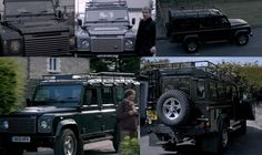 Land rover from Sherlock series approx. $60,000.00+