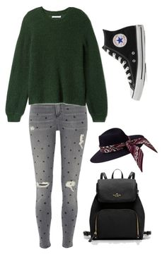 """""""Untitled #311"""" by potterhead640 on Polyvore featuring River Island and Converse"""