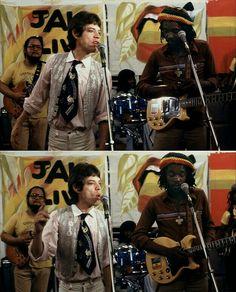 Mick Jagger - Peter Tosh