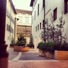 La Bibloteca delle Oblate #firenze #florence #tuscany...