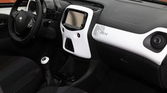 New Review Peugeot 108 Release Interior View Model