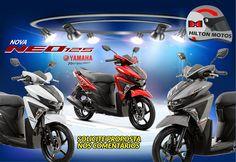 HILTON MOTOS: A nova Yamaha Neo 125 tem câmbio automático e rápi...