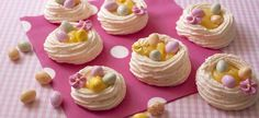 Les recettes de desserts de Pâques