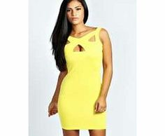 boohoo Carrie Cut Out Detail Bodycon Dress - yellow Be a bodycon babe in this killer cut out detail party dress . Add some attitude with punk-inspired platform heels , a hot hologram clutch and an arm stacked high with bejewelled bracelets . http://www.comparestoreprices.co.uk/dresses/boohoo-carrie-cut-out-detail-bodycon-dress--yellow.asp