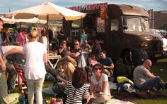 Wafelbus - Maraboe productions - Maraboe productions Food Trucks, Festivals, Food Truck, Food Carts