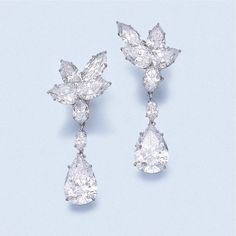 Harry Winston Earrings.