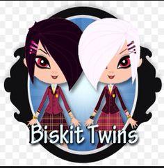Britney and Witney Biskit