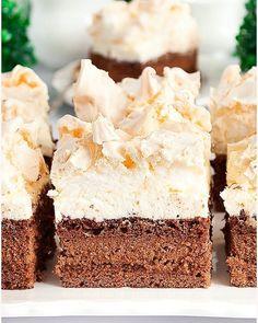 Tarta z mascarpone i jagodami - I Love Bake Food Cakes, Vanilla Cake, Tiramisu, Oreo, Panna Cotta, Cake Recipes, Food And Drink, Cooking Recipes, Cookies