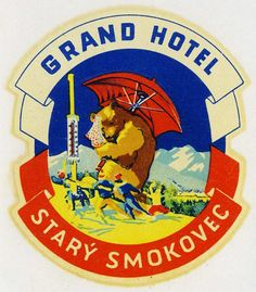 CZECH REPUBLIC - Grand Hotel Stary Smokovec 02 | Flickr