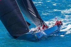 Wild Oats XI racing during the Audi Hamilton Island Race Week  #sailing #yachting #sails #sail #northsails #wind #waves #sailboat #maxiyacht #superyacht #instasailing  #yacht #sport #racing #yachtracing #crew #sailingstagram #secretsailing #supermaxi  #wildoats #wildoatsxi #woxi #ahirw #ahirw2016 #hamiltonisland #audihamiltonislandraceweek #andreafrancolini  Photo 📷: Andrea Francolini / @afrancolini