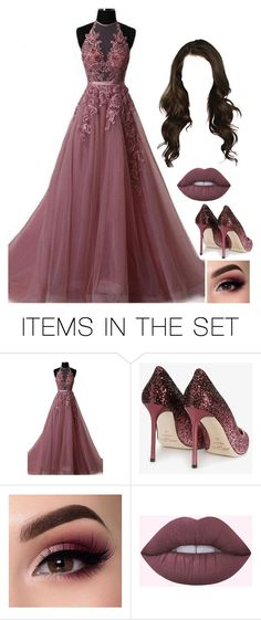 """""""My dream prom dress"""" by nanixmc ❤ liked on Polyvore featuring art"""