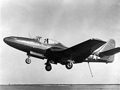 26 January 1945 - First flight of the McDonnell FH Phantom, first jet to land on an aircraft carrier #flighttest