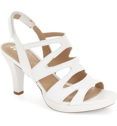 8fe116bbc3c Naturalizer  Pressley  Slingback Platform Sandal (Women)