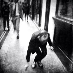 Bending #london #dark #streetphotography #iphone #moody #characters