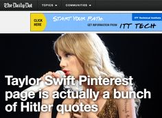 Daily Dot http://www.dailydot.com/lol/real-taylor-swift-pinterest-quotes-hitler/