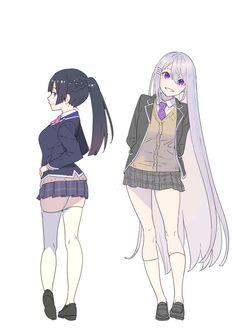 Manga Hair, Manga Anime Girl, Anime Hair, Character Concept, Character Art, Character Design, Anime Character Names, Anime Characters, Waifu Material