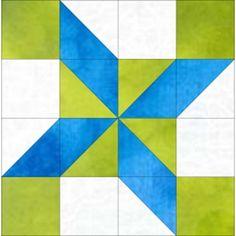 "GO! Qube Clay's Choice 8"" Block Pattern (PQ10338Q)"
