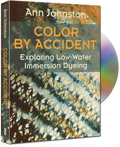 BACK BY POPULAR DEMAND! Color By Accident DVD by Ann Johnston