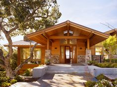 exterior contemporary with clerestory windows