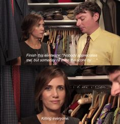 I LOVE you Kristen Wiig