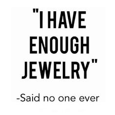 You can never have too much jewelry! #IndyFacets #Indy #Diamonds #Jewelry #Luxury #Fashion