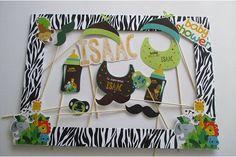 Marcos para photos | Fiestas Originales Costa Rica Bobe, Baby Boy Shower, Anime, Birthday, Party, Costa Rica, Tools, Ideas, Amor
