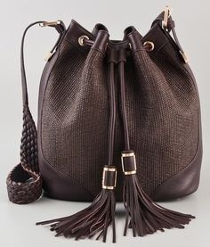 Loving this Rachel Zoe Joni Bucket Bag!!