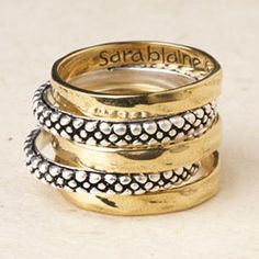 Soho: Simple Stacking Rings