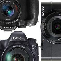 Las 10 mejores cámaras digitales.