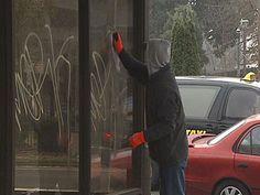 Window Films, Graffiti, Solar, Windows, Glass, Drinkware, Corning Glass, Graffiti Artwork, Yuri