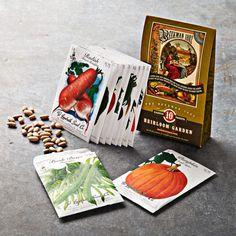 Beekman 1802 Seed Collection $18
