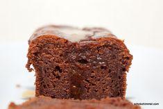 Ein guter Schokokuchen ist und bleibt das Nonplusultra unter den Kuchen (Brownies rechne ich zu dieser Kategorie natürlich dazu 😉). Diesmal mit Karamell!