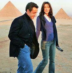 Sarkozy and Carla Bruni, a royal holiday in Egypt  #Egypt, #traveller, #blogger, #Egyptian, #tourists, #tourism, #Egyptology, #visit_Egypt, #civilization, #history, #travel, #holiday, #world, #pyramids, #Egypte, #Agypten, #Egipt, #Egipto, #Egitto, #Египет, #مصر, #मिस्र, #エジプト #埃及, #Egypten, #Egypt, #Αίγυπτος, #South_Africa