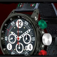 """Exquisite Timepieces®️ on Instagram: """"BRM V12 #exquisite #exquisitetimepieces #watches #timepieces #timepiece #mens #luxury  #brm #italian #flag #green #white #red #black…"""" Brm Watches, Red Black, Chronograph, Flag, Luxury, Green, Accessories, Instagram, Science"""