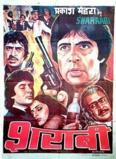 Sharaabi, Bollywood Poster