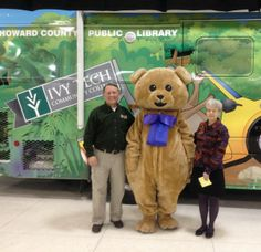 Bookmobile, Kokomo-Howard County (Ind.) Public Library and Ivy Tech Community College Kokomo Region, launched in January 2014.
