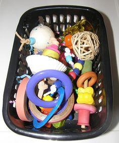 16 DIY Infant Activities (Ages 3 - 16 months)