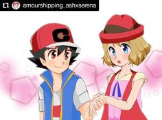 Find and follow posts tagged amourshipping on Tumblr