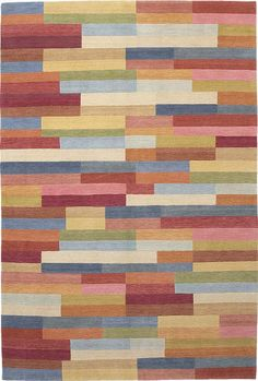 Spectrum - Dawn, hand-knotted pure wool carpet available at www.tigerrug.net