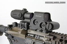 EOTech G33.STS Magnifier vs. G23.FTS - RECOIL  www.outdoorgearbarn.com
